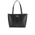 Ted Baker Women's Anaiya Micro Bow Small Shopper Tote Bag - Black: Image 1