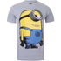 Minions Men's Large Stuart T-Shirt - Grey Marl: Image 1