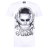 DC Comics Mens Joker Smile T-Shirt - White: Image 1