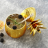 Pineapple Ice Bucket/Storage Pot - Matt Brass: Image 2