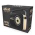 Akai A60010DAB DAB Retro Radio - Black: Image 3
