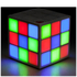 Itek Bluetooth LED Cube Speaker - Multicoloured: Image 3
