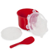 Tower T90815R Microwave Rice Steamer 2.6L: Image 3