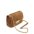 MICHAEL MICHAEL KORS Women's Sloane Large Chain Suede Shoulder Bag - Dark Caramel: Image 3
