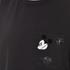 Marc Jacobs Women's T-Shirt Dress with Emblem - Black: Image 4