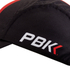 PBK Technical Cycling Cap - Black: Image 4