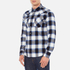 Levi's Men's Barstow Western Shirt - Ferula Dress Blues: Image 4