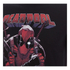Marvel Deadpool Logo Heren T-Shirt - Zwart: Image 3