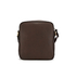 Ted Baker Men's Isaac Embossed Flight Bag - Chocolate: Image 6