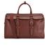 Ted Baker Men's Shalala Leather Holdall Bag - Tan: Image 1