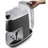 De'Longhi ECI341.BK Distinta Espresso Machine - Matt Black: Image 3