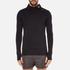 Superdry Men's Gym Sport Runner Hoody - Black: Image 1