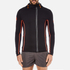 Superdry Men's Gym Sport Runner Panel Zip Hoody - Black: Image 1