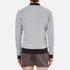 Superdry Men's Gym Tech Bomber Jacket - Grey Grit: Image 3