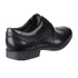 Rockport Men's Total Motion Wing Tip Brogues - Black: Image 2