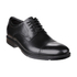 Rockport Men's City Smart Cap Toe Brogues - Black: Image 2