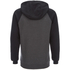 Animal Men's Jump Raglan Zip Through Hoody - Black: Image 2