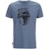 Animal Men's Wild T-Shirt - Cadet Navy Marl: Image 1
