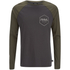 Animal Men's Mono Raglan Long Sleeve Top - Asphalt Grey: Image 1