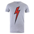 Flash Gordon Mens Flash T-Shirt - Grijs Melange -: Image 1