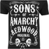 Sons of Anarchy Herren Original T-Shirt - Schwarz: Image 5