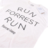 Forrest Gump Run Forrest Heren T-Shirt - Wit: Image 2