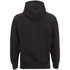 Rum Knuckles Mens London Logo Hoody - Zwart: Image 2