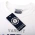 Varsity Team Players Men's University Athletic T-Shirt - White: Image 4