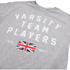 Varsity Team Players Men's Union T-Shirt - Sports Grey: Image 3
