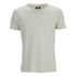 Threadbare Men's William Plain Crew Neck T-Shirt - Ecru Marl: Image 1