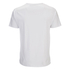 Threadbare Men's William Plain Crew Neck T-Shirt - White: Image 2
