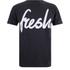 Cotton Soul Men's Fresh Mono T-Shirt - Charcoal: Image 1