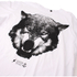 Cotton Soul Men's Wolf T-Shirt - White: Image 2