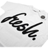 Cotton Soul Men's Fresh Mono T-Shirt - White: Image 2