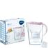 BRITA Marella Cool Water Filter Jug - Pastel Pink (2.4L): Image 2