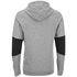Jack & Jones Men's Core Future Hoody - Light Grey Melange: Image 2