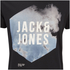 Jack & Jones Men's Core Atmosphere T-Shirt - Black: Image 3