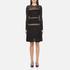 Diane von Furstenberg Women's Celina Dress - Black: Image 1