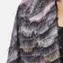 Diane von Furstenberg Women's Floretta Jacket - Encore Wild Rose: Image 4