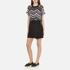 Diane von Furstenberg Women's Chapman Shorts - Black: Image 4