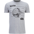 Star Wars Death Star Heren T-Shirt - Heather Grey: Image 1