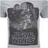 Star Wars New Hope Mono Heren T-Shirt - Grijs: Image 5