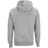 Crosshatch Men's Flashpoint Borg Lined Pull On Hoody - Estate Grey Marl: Image 2