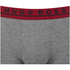BOSS Hugo Boss Men's 3 Pack Boxers - White/Grey/Black: Image 6