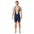 adidas Men's Team GB Replica Training Cycling Bib Shorts - Blue: Image 1