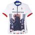adidas Women's Team GB Replica Cycling Short Sleeve Jersey - White: Image 6
