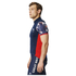 adidas Men's Team GB Replica Training Cycling Short Sleeve Jersey - Blue: Image 2
