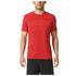 adidas Men's Supernova Running T-Shirt - Red: Image 7