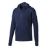 adidas Men's ZNE Training Hoody - Navy: Image 1