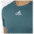 adidas Men's Sequencials Climalite Running T-Shirt - Green: Image 4